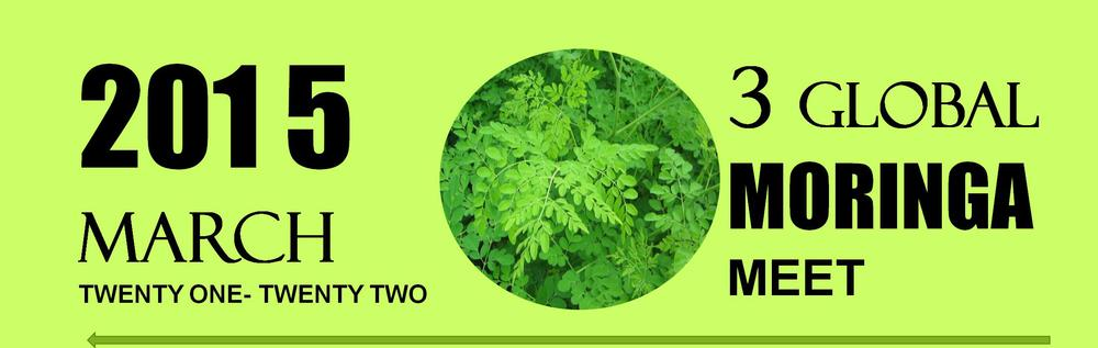 Global Moringa Meet 2015