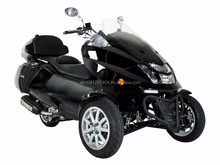 EPA&DOT APPROVED Roadrunner 300cc Trike Scooter -Trunk & Windshield & Built in Saddlebag
