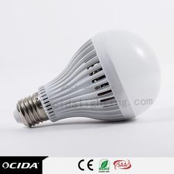 shenzhen betop led bulb light 12w e27 2700k led light ztl AC200-240V
