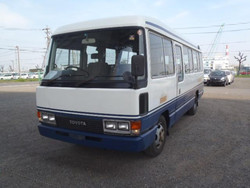 #38835 TOYOTA COASTER DX TURBO - 1990 [BUSES- MICRO BUS] Chassis : HDB30-0001325