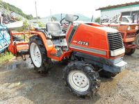 Good looking second hand tractor kubota KUBOTA AC ASTEA-19 used wheel tractor at reasonable prices