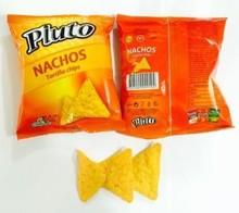 Plastic Bag Tortilla Chips