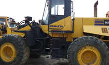 second-hand/used high quality and cheap for sale WA380-3 wheel Loader Komatsu
