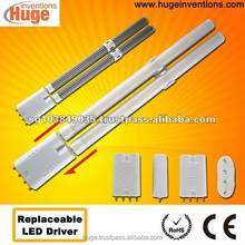 Superior 2G11 pll led light with replaceable led driver