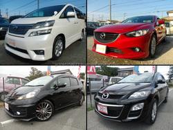 Good-maintenance used Japanese Nissan skyline car , huge stock available