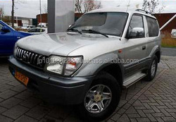 USED CARS - TOYOTA LAND CRUISER 90 PICK UP (LHD 8429)