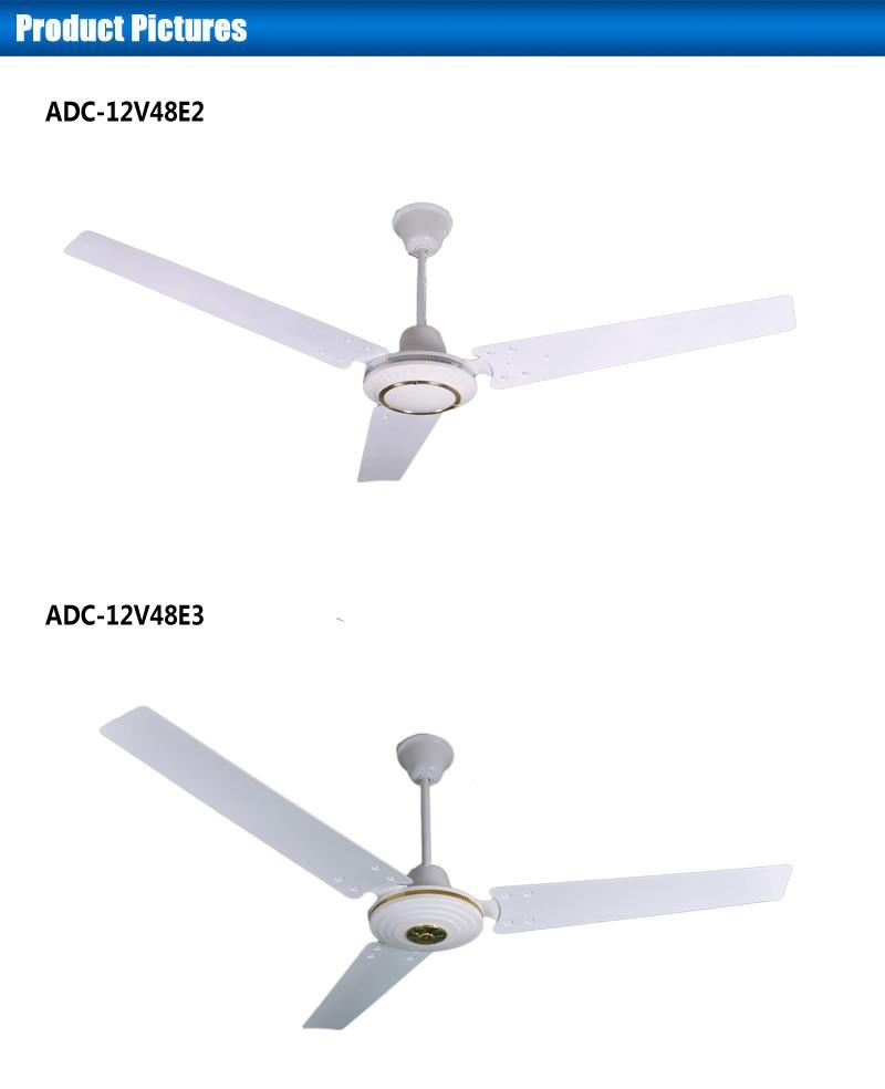 12v 22w 48 Quot Low Watt Ceiling Fan Midea Style Ceiling Fan