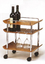 Wine rack, Wine Trolley, Convenience wine rack,