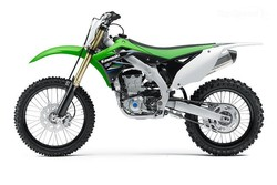 GENUINE NEW AND USED 2015 KAWASAKI KX 450F MOTORCYCLE