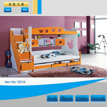 kids furniture cheap bunk beds(D01)