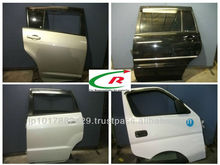 Less damaged Japanese used car door ( front and rear ) / for TOYOTA, for HONDA, for SUZUKI, for MITSUBISHI, etc