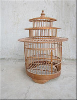 vietnam bird cage used for pet at home, garden pet cage, non-toxic in use