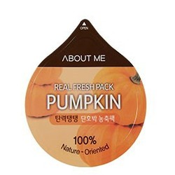 About Me Real Fresh Pack Pumpkin 2.5ml*12ml