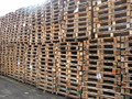 usado reciclados paletes de madeira