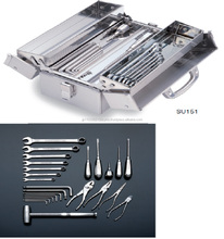 stainless bicycle tool kit strong and fine made by Tone , lobtex from japan