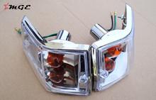 Vespa PX150 LML Star Stella P150X Rear Indicator Lamps Units Set Clear @MGE