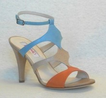 """100% MADE IN ITALY"" WOMAN SANDALS"