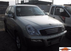SSANGYONG/REXTON/ JX 290/ 4WD/ 2002 YEAR