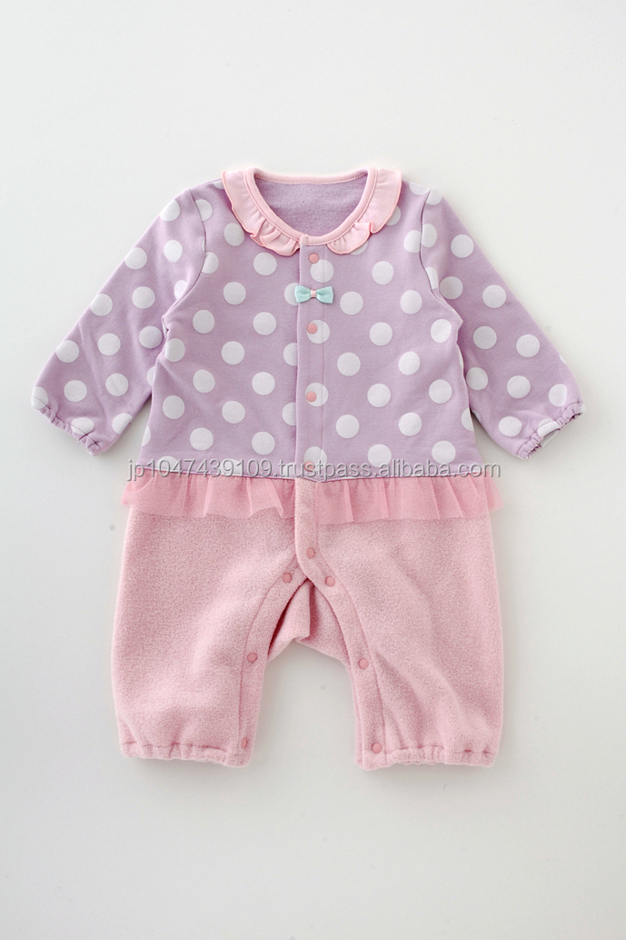 Japanese Baby Clothes Brand Wholesale Product High Quality