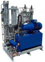 CNG HYDRAULIC COMPRESSOR - BOOSTER BT SERIES- MADE IN ITALY