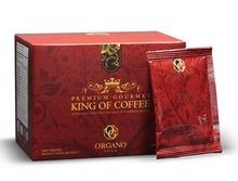 Organo Gold Premium Gourmet King of Coffee with Ganoderma Spore Powder, Organic Lingzhi Reishi Slim Detox Diabetes Immune