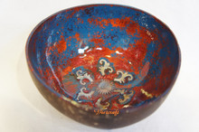 Lovely cute real vietnam coconut bowl for home nature inspired vietnam coconut shell bowl cheap price and high quality