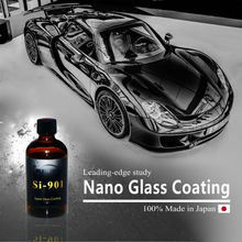 Durable KISHO nano ceramic coating paint protection made in Japan