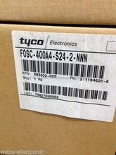 Tyco FOSC-400A4-S24-2-NNN FIBER OPTIC SPLICE ENCLOSURE