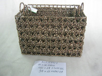 New Design 2015 Rectangle Seagrass Basket