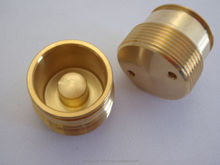 Japan high quality and High performance brass turning parts for industrial use small lot order available
