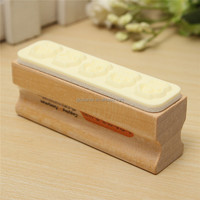Hot Sale!! DIY Long Vintage Baby Style Decoration Wooden Rubber Stamp Craft for Scrapbooking Diary Excellent Quality