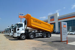 26 m3 Over Vehicle Tipper