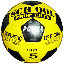 Soccer Ball School Synthetic Rubber 3 ply, 32 Pannel