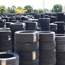 Famous secondhand Yokohama tire for used tire exporter by Japanese companies