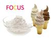 Soft Serve ice cream powder mix FOCUS