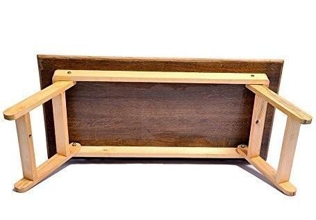 접는 넘 침대 테이블/노트북 침대 침대 연구/아침 식사 테이블 ...