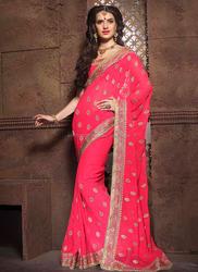 Bulk saree with blouse stitching at cheap price