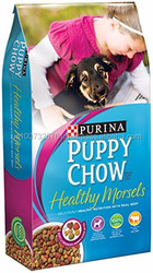 Puppy Chow Healthy Morsels Beef - 16.5#