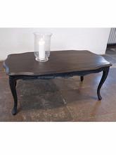 Rokoko carved coffee table