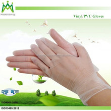 olour clear good price good quality disposable vinyl gloves for food processing