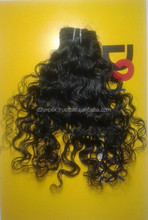 Dropship Remy Hair 100% Machine Weft&Washable eco technology