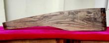 Exhibition Grade Walnut Rifle/Gunstock Blank - Circassian Walnut - Air Dried