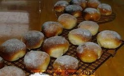Nutritional Enrichment modified starch for vanilla buns