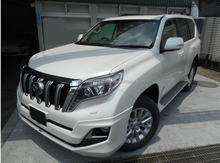 B/NEW TOYOTA LAND CRUISER PRADO TZ-G (RHD 820680)