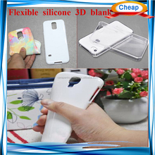 flexible phone cover For Samsung GALAXY J1, sublimation printable rubber Cell phone bag