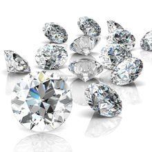 Round brilliant cut price of diamond loose with GIA certified