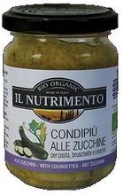 The Nourishment Condipiu 'At Zucchini Organic 130g