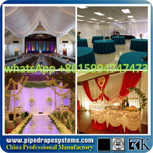 pipe and drape-photo booth package, pipe and drape base cart