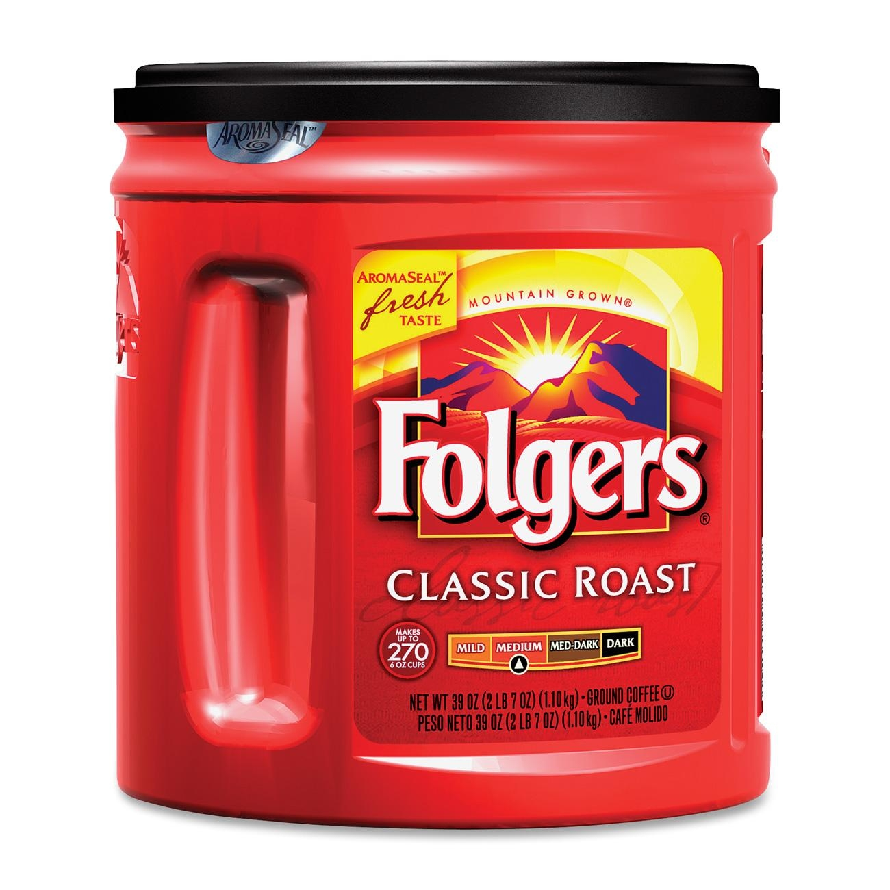 Folgers Coffee Viagra