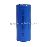 China Supplier Zinc Air Prismatic 6 volt dry cell battery